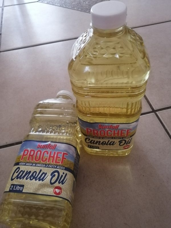 Refined Repeseed/ Canola Oil