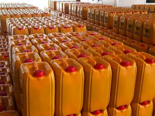Crude and Refined Palm Oil - CP8 and CP10